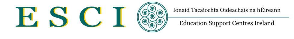 Esci Logo