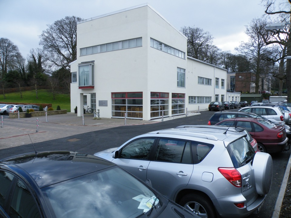 Navan Education Centre - easy access and parking