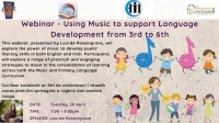 SP134-21 Webinar-Using Music to support Language Development from 3rd to 6th