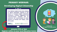 SP65-21 Primary - Developing Digital Citizenship
