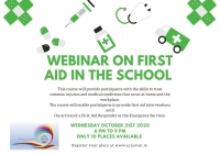 AUT57 - First Aid in the School