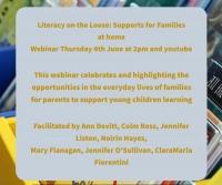 NESC Online 42 -  Literacy on the Loose:  Supports for Families at home